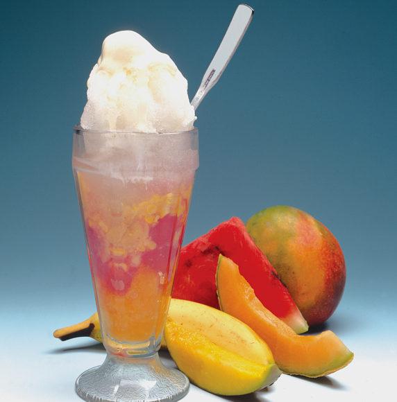 1. Fruit drink